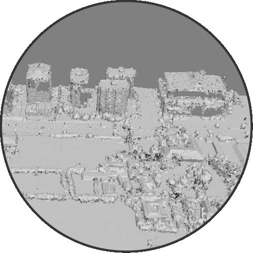 Modelos Digitales de Superficie (MDS)